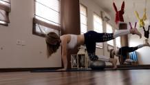 ασκήσεις με mini ball