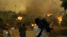 φωτιές 2007