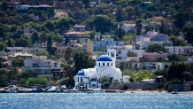 Διακοπές , τουριστες , Σαλαμίνα