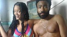 αμόρε Rihanna Donald Glover