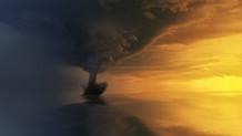ΗΠΑ: Εντυπωσιακός υδροστρόβιλος