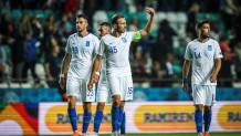 Εθνική Ελλάδας εναντίον της Εθνικής Εσθονίας