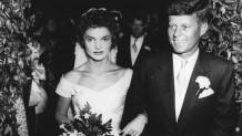 Τζάκι Κένεντι γάμος