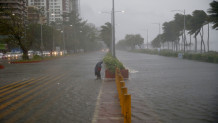 Έρχεται ο υπερ-τυφώνας Mangkhut στις Φιλιππίνες