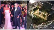 γάμος Αντώνης Ρέμος Υβόννη Μπόσνιακ