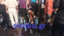 Η 19χρονη που τραυματίστηκε στο Αγρίνιο