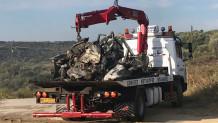 Τροχαιο με 11 νεκρούς στην Καβάλα
