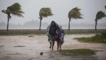 Τροπική καταιγίδα στην Κούβα