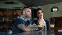 Αλέρτας: Συστήνει τη σύντροφό του-«Κάναμε τατουάζ τα αρχικά μας»