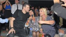 Ο Πάνος Κιάμος, η Σοφία Βόσσου και η Έλντα Πανοπούλου