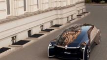 Renault EZ-ULTIMO Paris Motor Show