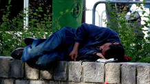 Ουγγαρία άστεγοι