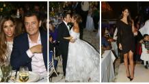 Όλα όσα δεν είδαμε από τον γάμο της Μενούνος