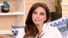 H Ελίνα Ακριτίδου για το πρόβλημα υγείας του γιου της