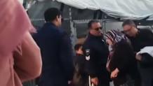 Εικόνες ντροπής στη Μόρια-Χυδαία επίθεση αστυνομικών σε ηλικιωμένη