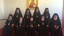 Η ιεραρχία της Εκκλησίας της Κρήτης