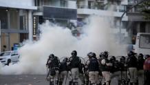Μάχες αστυνομικών και οπαδών πριν το Ρίβερ - Μπόκα