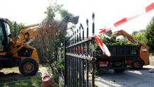 Κατεδάφιση αυθαιρέτων στη Χαλκιδική