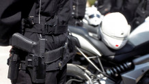 αστυνομικός όπλο