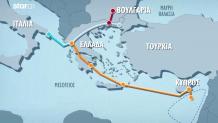 Χάρτης Μεσογείου