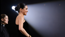 Meghan Markle Fashion Awards