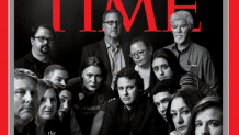 TIME Τζαμάλ Κασόγκι πρόσωπο χρονιάς
