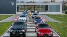 Alfa Romeo πίστα  Balocco