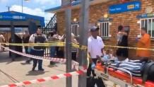 Σύγκρουση τρένων στην Πρετόρια - Δύο νεκροί