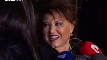 Η Νικολέττα Βλαβιανού μιλά για τη γέννα της κόρης της