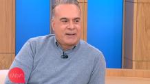Φώτης Σεργουλόπουλος Η τηλεοπτική συνάντηση με τη Μενεγάκη: Η τηλεόραση & η