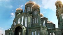 Ο Ορθόδοξος Ναός που κατασκευάζει η Ρωσία με λιωμένα όπλα των Ναζί