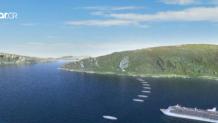 πλωτό τούνελ Νορβηγία