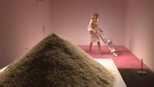 Ιvanka καθαρίζει