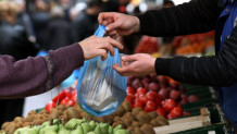 Λαϊκή αγορά ψώνια