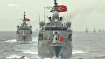 Οι τουρκικές φρεγάτες