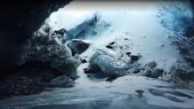 Σπηλιές από πάγο