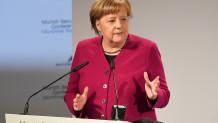 Η Άνγκελα Μέρκελ στη Διάσκεψη για την Ασφάλεια στο Μόναχο