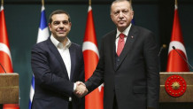 Ερντογάν Σε Τσίπρα: Να Ανοίξουμε Το τζαμί Φετχιγιέ Στην Αθήνα
