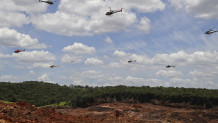 Κατάρρευση φράγματος στη Βραζιλία