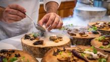 μανιταρια ισπανια εστιατοριο