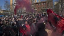 διαδηλώσεις κατά του Ράμα