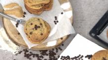 μπισκότα με σοκολάτα