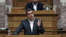 Ο Αλέξης Τσίπρας στην ΚΟ του ΣΥΡΙΖΑ