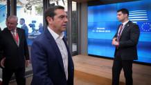 Αλέξης Τσίπρας σύνοδος κορυφής ΕΕ