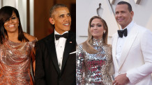 Jennifer Lopez Alex Rodriguez Obamas