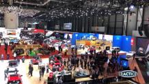 To TRACTION στη Διεθνή Έκθεση Αυτοκινήτου Γενεύης