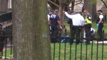 Άνδρας αυτοπυρπολήθηκε μπροστά από τον Λευκό Οίκο