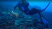 Ναυάγιο που χρονολογείται  3.600 ετών εντοπίστηκε στη Μεσόγειο