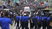 Έξι διαδοχικές εκρήξεις σε δύο εκκλησίες, ξενοδοχείο και νοσοκομείο προκάλε