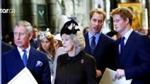 Οι πρίγκιπες Χάρι και Ουίλιαμ νεότεροι